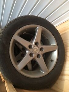 Mag acura rsx type s tire neuf