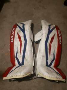 36 1 Goalie Pads | Kijiji in Ontario  - Buy, Sell & Save with