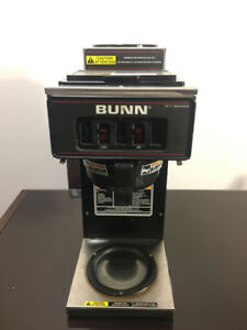 BUNN VP17-1SS Pourover Coffee Brewer Stainless steel Hot water h