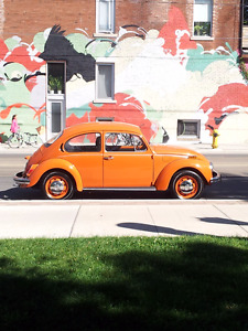 REDUCED: 1972 Super Beetle