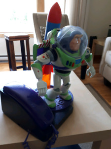 Buzz lightyear collectible phone