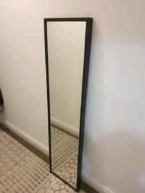 Ikea free standing floor length mirror