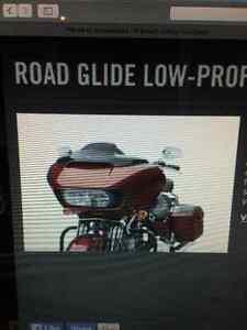 Pare Brise Road Glide