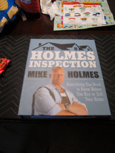Mike Holmes First Edition  2008 Mint