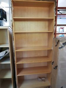 Tall book shelf