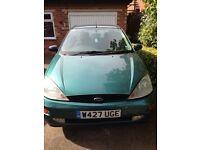 Ford Focus 1.6 Zetec (petrol) 1999