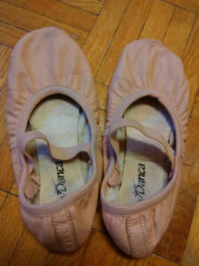 So Dance leather ballet shoes