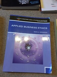Applied business ethics