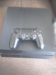 Ps4 With Games & Controller. Need gone ASAP.
