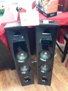 *** USED *** SAMSUNG SOUND TOWER SYSTEM   S/N:121G900095   #STORE540