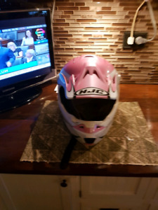 Motorcycle or E bike helmet