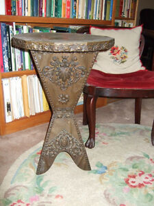 Antique Plant Stand/Hall Table
