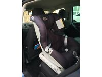 Britax Isofix rear facing car seat