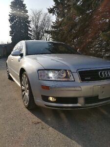 Audi A8L Fully optioned. Quattro. 19 wheels. LOADED