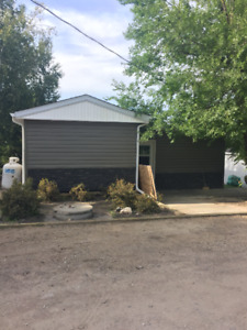 Completely renovated double wide waterfront unit at Tall Timber