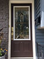 "32"" Exterior Insulated Door"