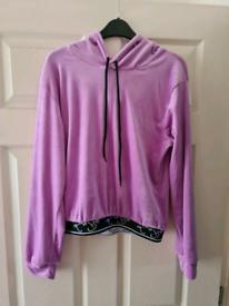 Ladies Velour hoodies