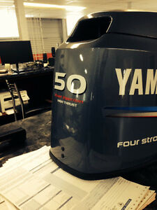 OUTBOARD COWLINGS - YAMAHA AND MERCURY - NEW and USED Peterborough Peterborough Area image 7