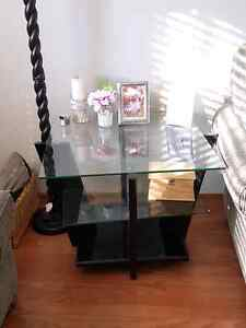 2 end tables 1 coffee table for sale
