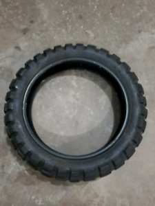Continental Twinduro TKC 80 tires Sizes: 150/70 17  and 90/90 21