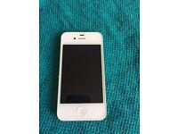 I phone 4s White 16 GB