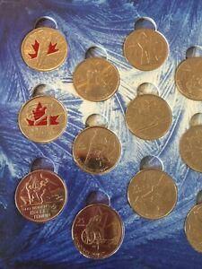 Vancouver 2010 circulation coins Cambridge Kitchener Area image 4