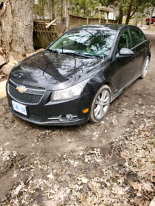 2012 chevy cruze rs