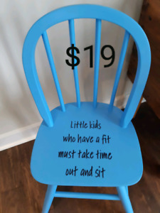Time Out Chair *Delivery Available*