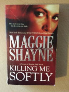 Killing Me Softly - Maggie Shayne
