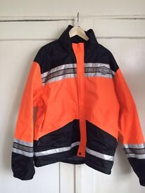 Harley Davidson wet weather jacket & trousers XL