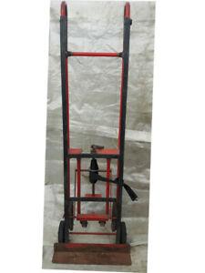 4003-Heavy Duty StairClimber Hand Truck