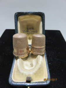 UNIQUE THIMBLES FOR SALE****CHECK OUT OUR MTH END SALE THIS WKND