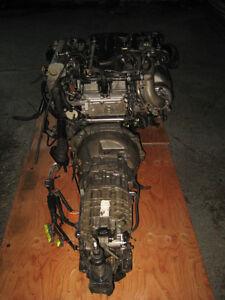 TOYOTA SUPRA 2JZGTTE ENGINE 6SPEED GETRAG TRANSMISSION JDM 2JZ