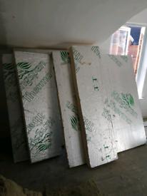 Kingspan insulation off cuts