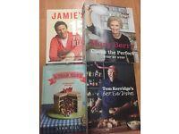 4 Cookery book bundle