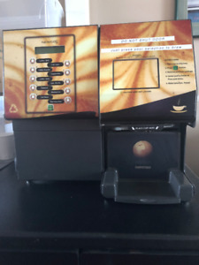 FRESH CUP CX-2 SINGLE CUP COFFEE SPECIALTY DRINK MACHINE
