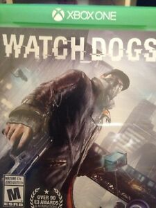 Watch dogs for Xbox one Kitchener / Waterloo Kitchener Area image 1