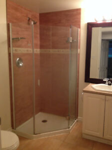 A basement suit for rent in North Vancouver 2 bedrooms