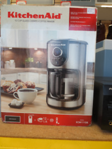 Kitchenaid 12 cup coffee maker