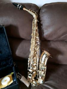 H. Kreisler Alto Saxophone