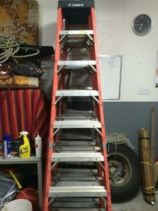 FS: 8 foot step ladder