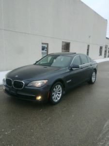 2010 BMW 750i X-drive / 150km / FOR ONLY $12,995