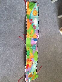Baby play book for prams or play mats