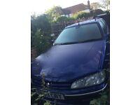 Peugeot 406 spares or repair