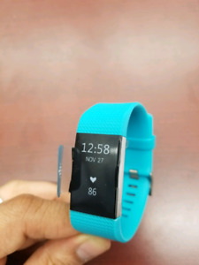 Sealed Fitbit Charge 2 - Teal wristband