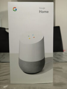 Google Home Neuf et Scellé / Brand New and Sealed