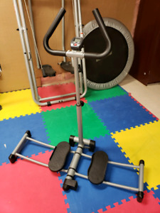 Leg trainer exercise equipment