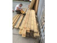 16ft decking planks 5inch x 1.5inch
