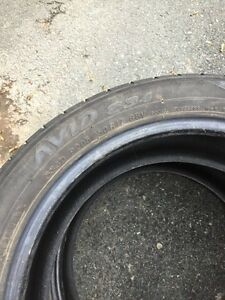 2 all season tires 205/50/R17 St. John's Newfoundland image 2