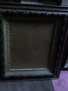 Vintage Picture Frame/HEARTBEAT Thrift Store/BayView Mall
